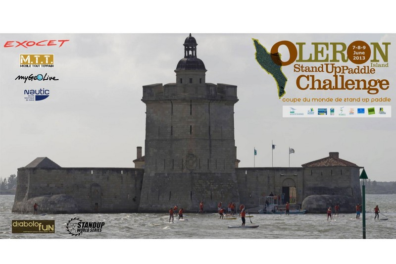 Oleron Island Stand Up Paddle Challenge