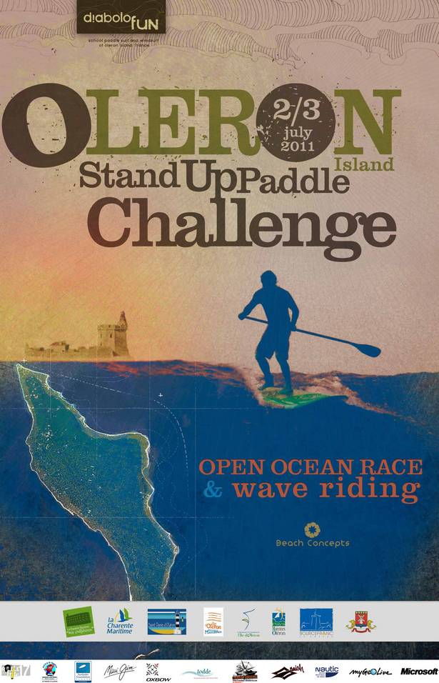 Oléron Island SUP Challenge