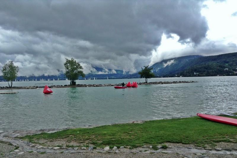 Open Race Lac d'Annecy - Jour 2