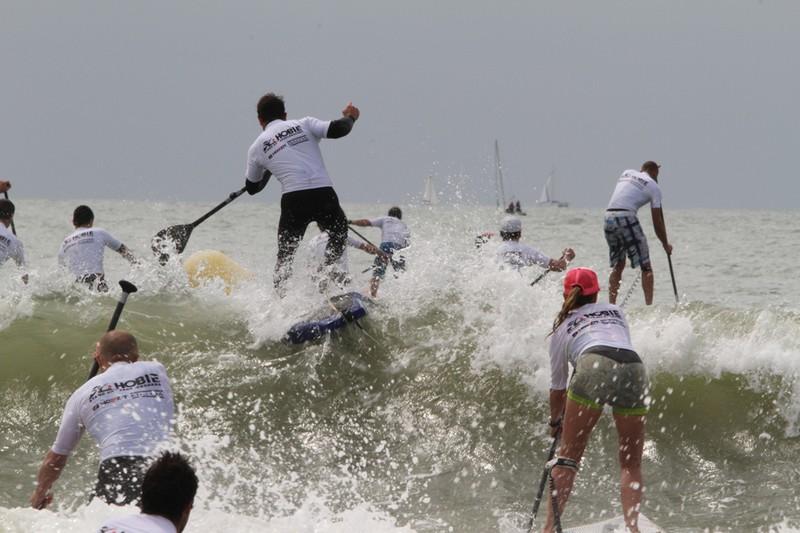 Belle beach race aux Sables !