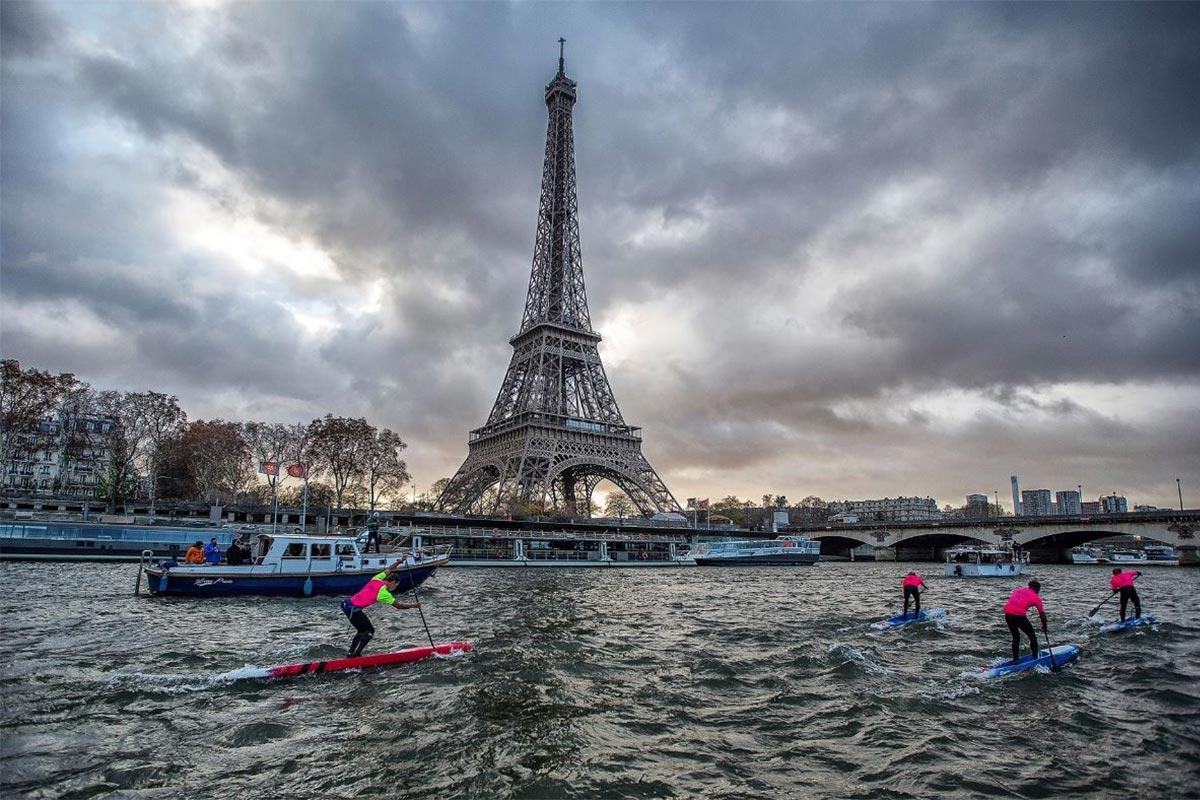 Du stand up paddle aux JO de Paris 2024 ?