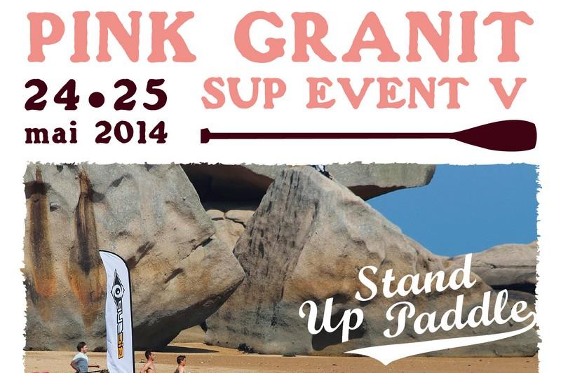 Pink Granit SUP Event V