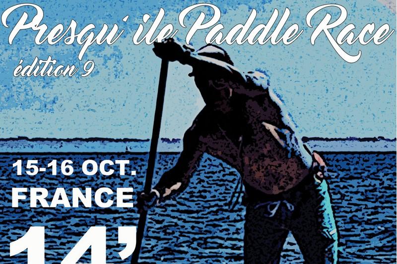 Presqu'île Paddle Race - Championnat de France 14'