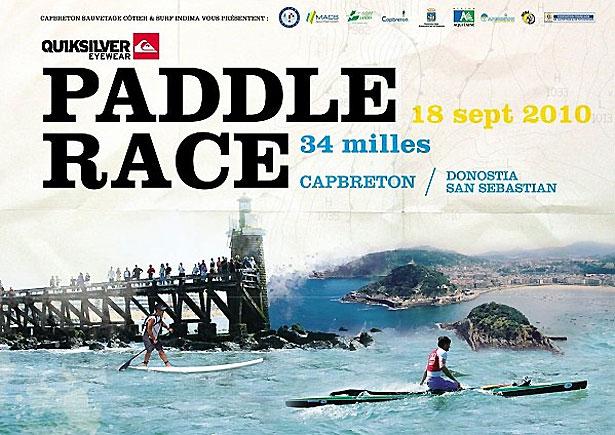 Quiksilver Paddle Race