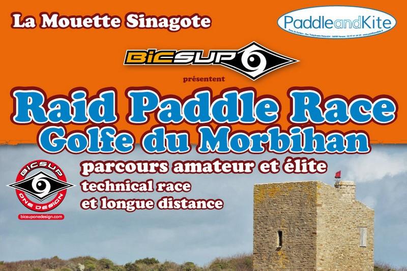 Raid Paddle Race Golfe du Morbihan