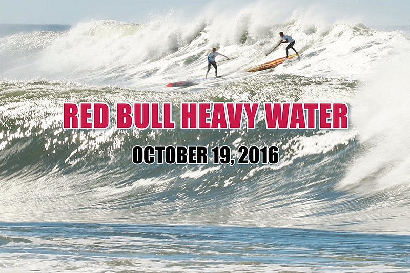 Red Bull Heavy Water - Kai Lenny