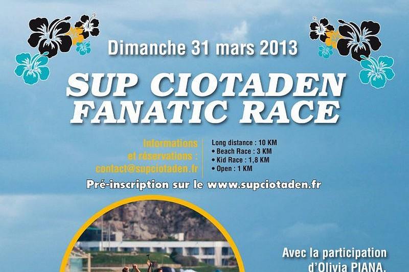 SUP Ciotaden Fanatic Race