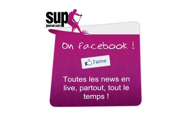 SUPJournal.com on Facebook