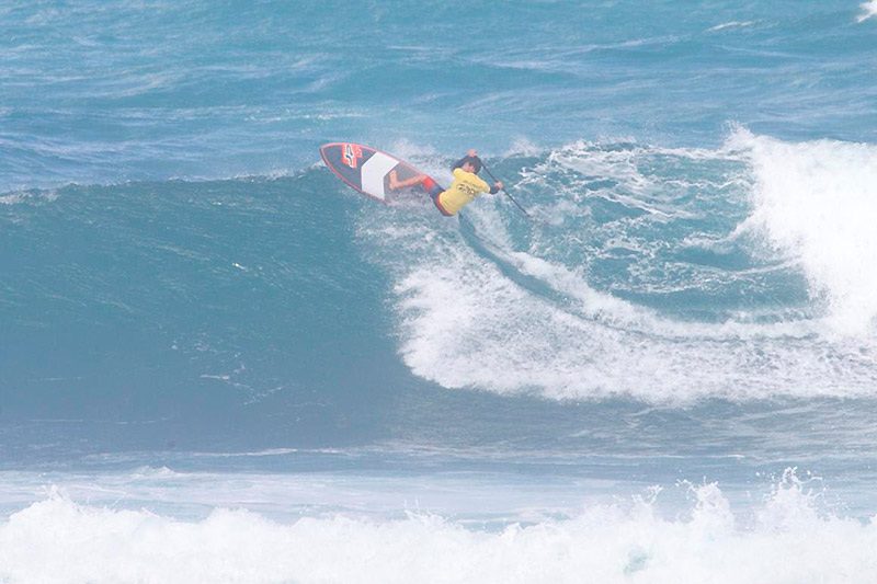 Fiona Wylde s'impose, les hommes au round 4