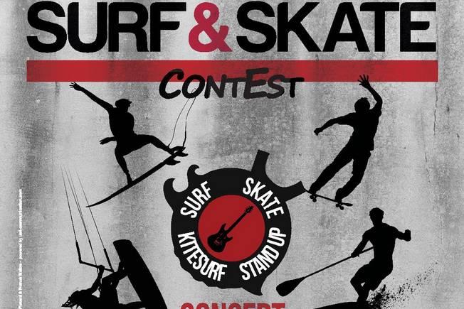 Surf & Skate Contest
