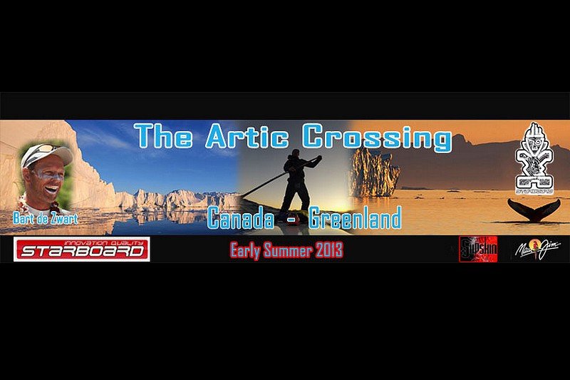 The Artic Crossing