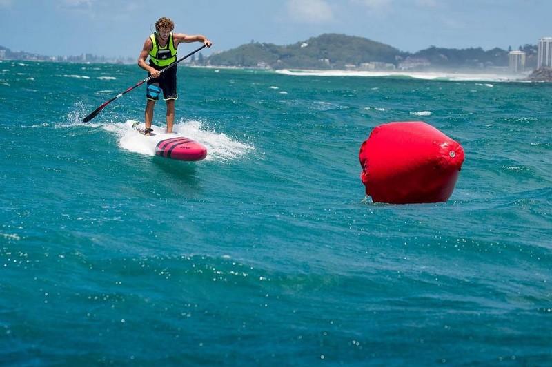 12 Towers Ocean Paddle Race