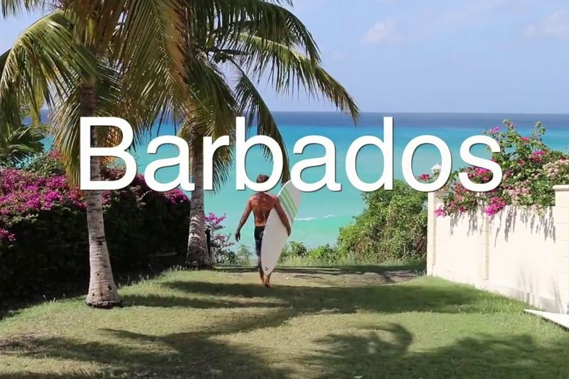 Alexis Deniel à la Barbade