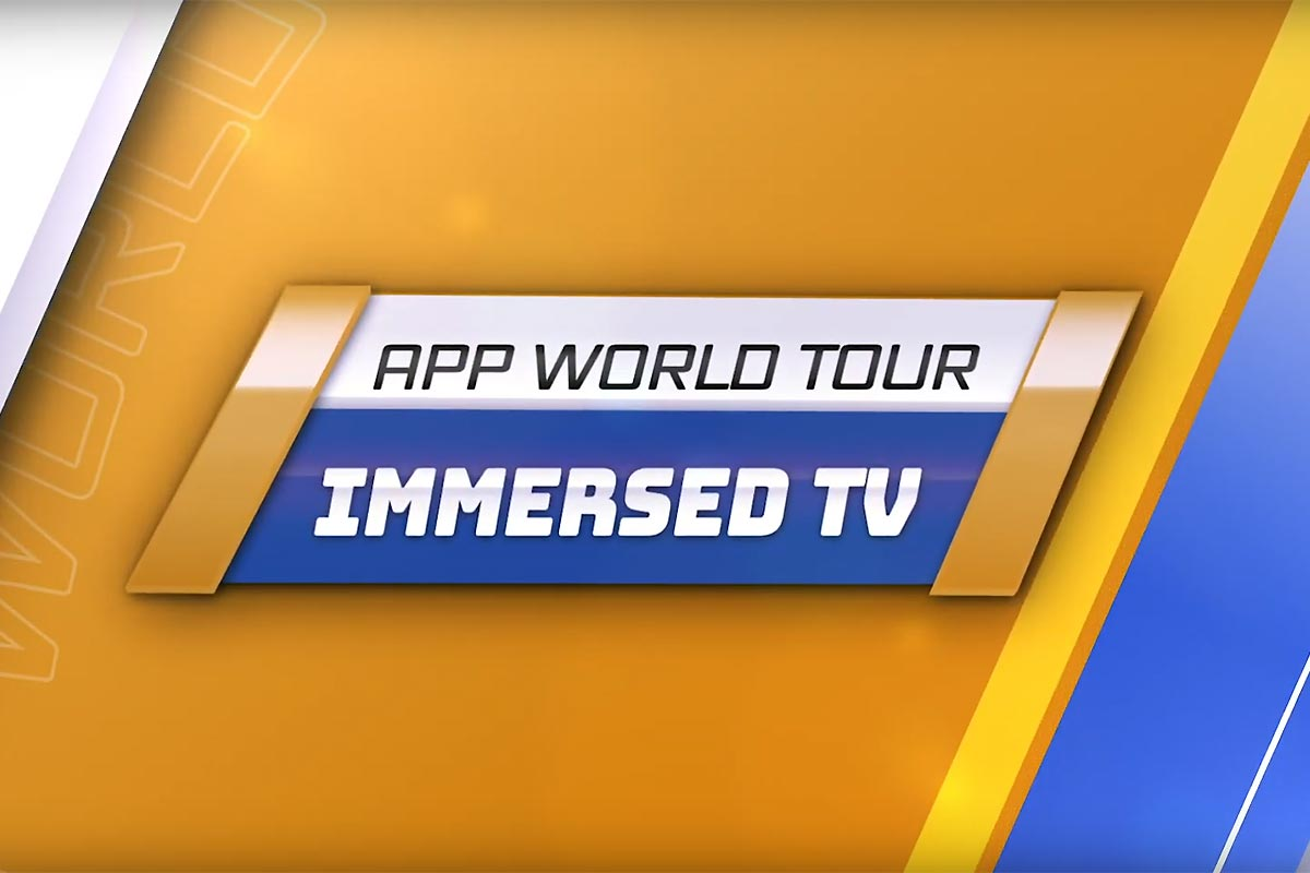 Immersed TV - Episode 1