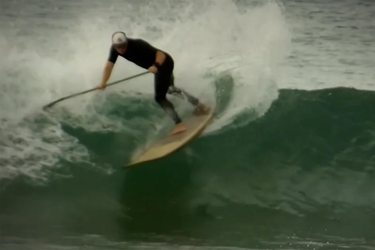 Andrew Cassidy en action