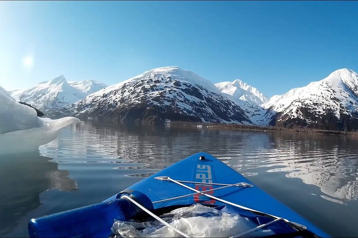 Une belle balade en Alaska