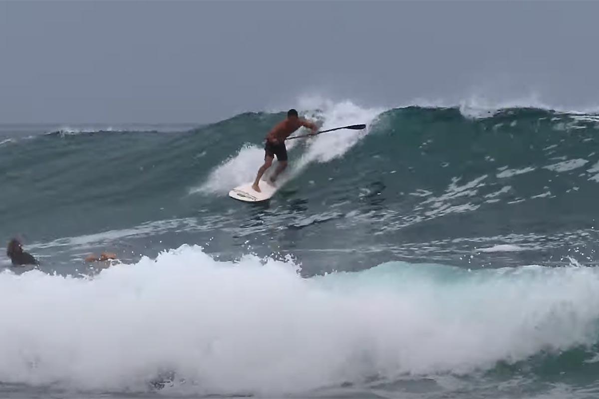 Anthony Maltese en Baja California