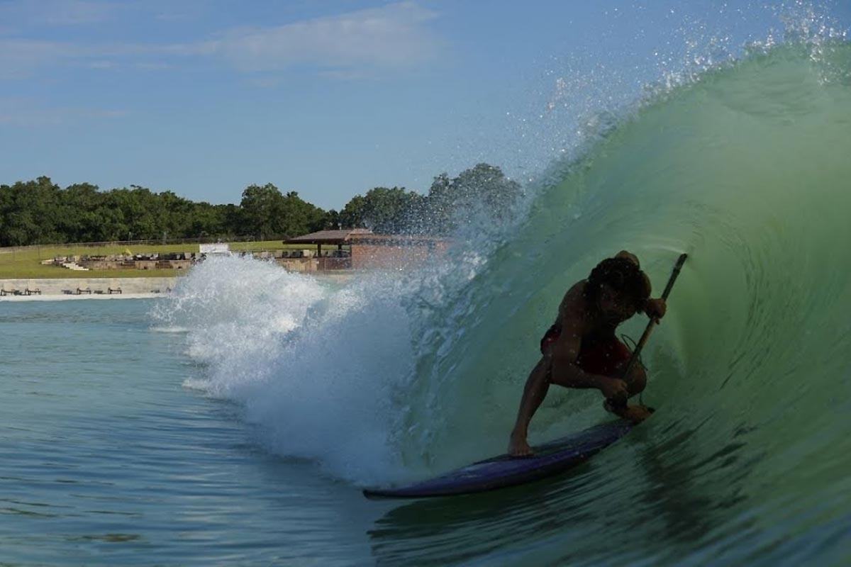 Anthony Maltese au BSR Cable Park & Surf Resort