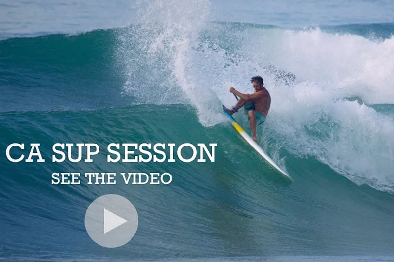 California SUP session