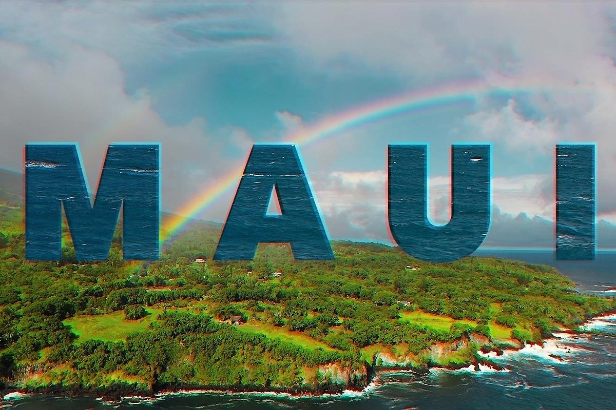 Casper Steinfath en entrainement intensif à Maui
