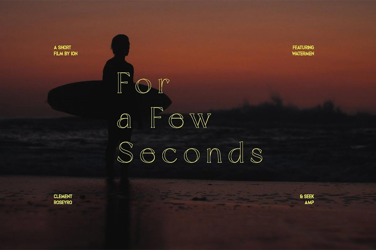For A Few Seconds - Clément Roseyro