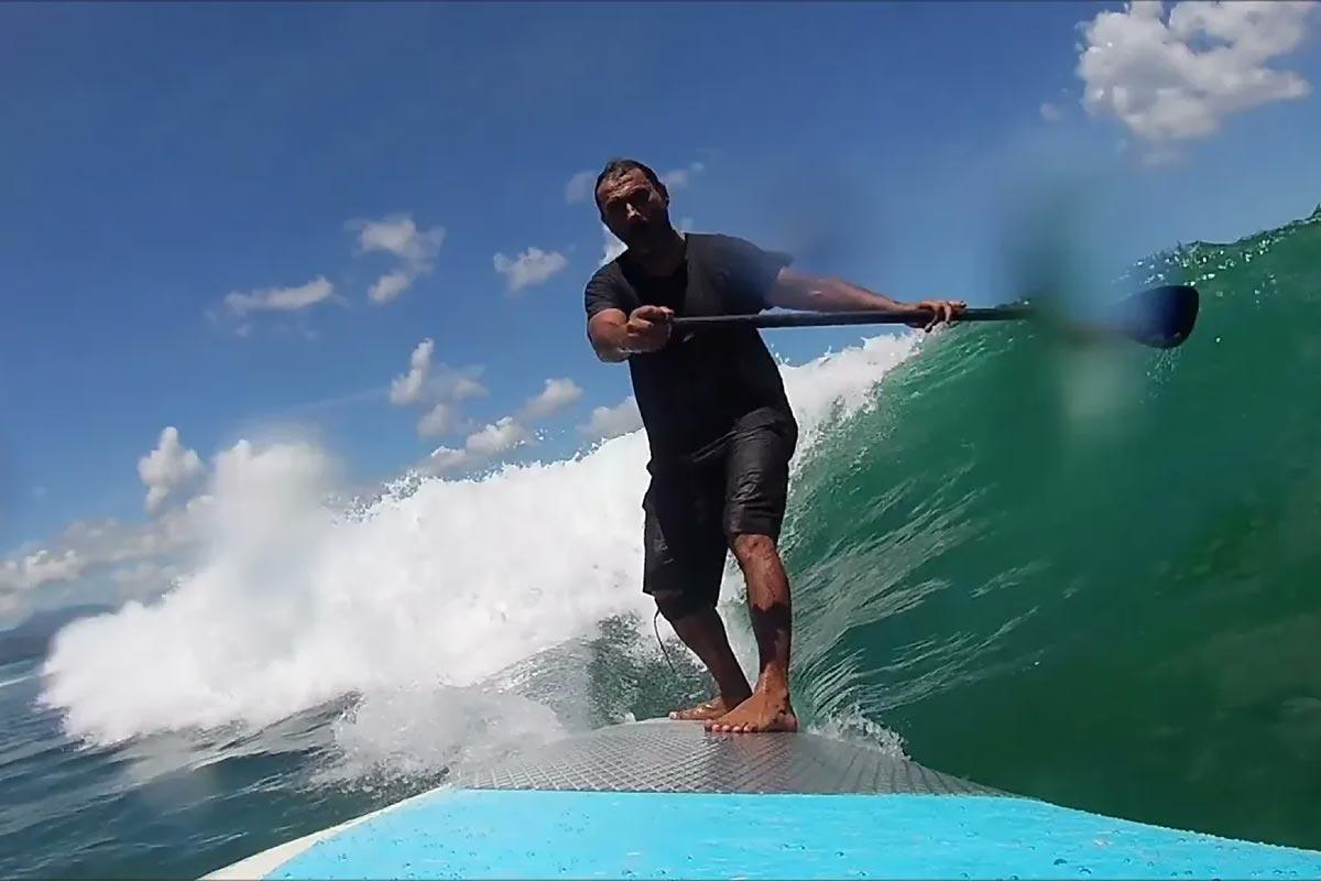 De retour sur l'eau en Martinique