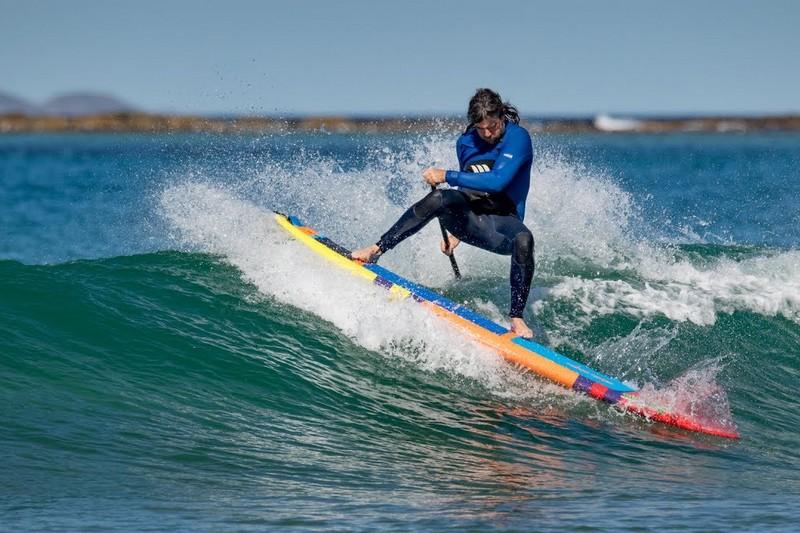 Dogman's Longboard SUP Revolution