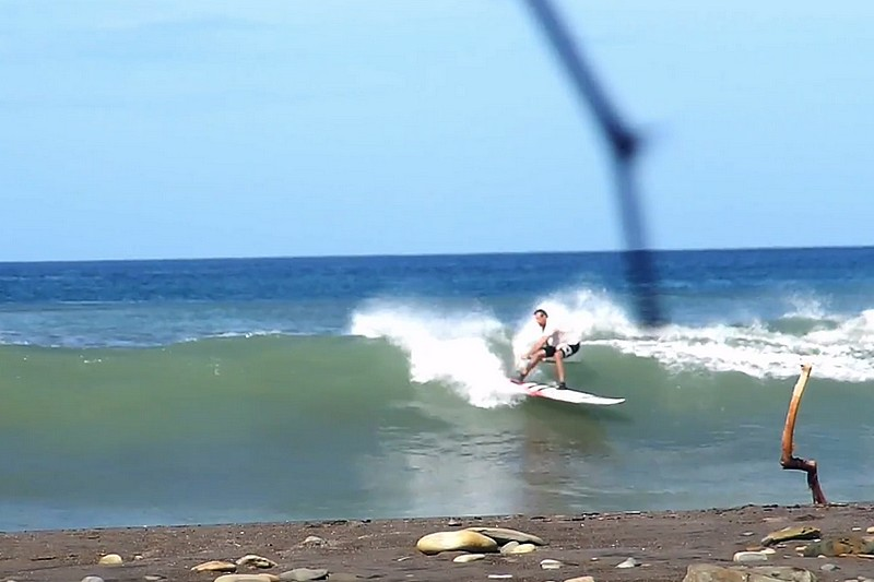 Nicaragua SUP trip
