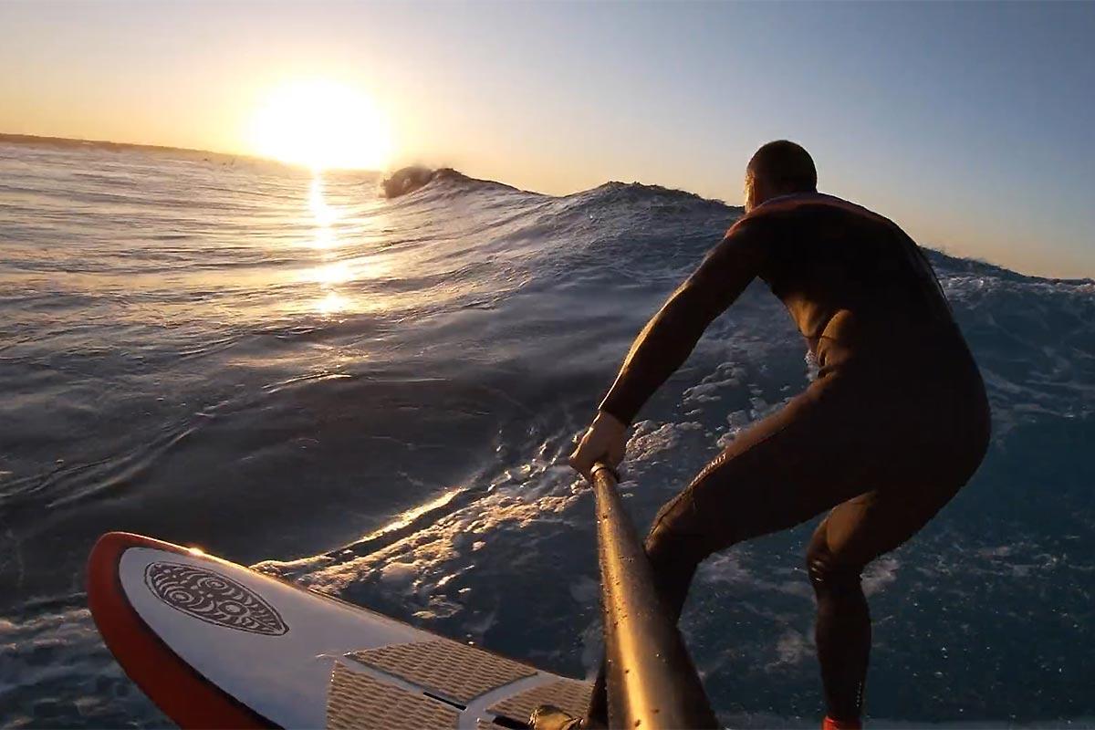Fabrice Devos à Fuerteventura