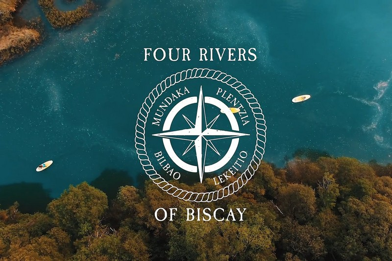 The four rivers of Biscay