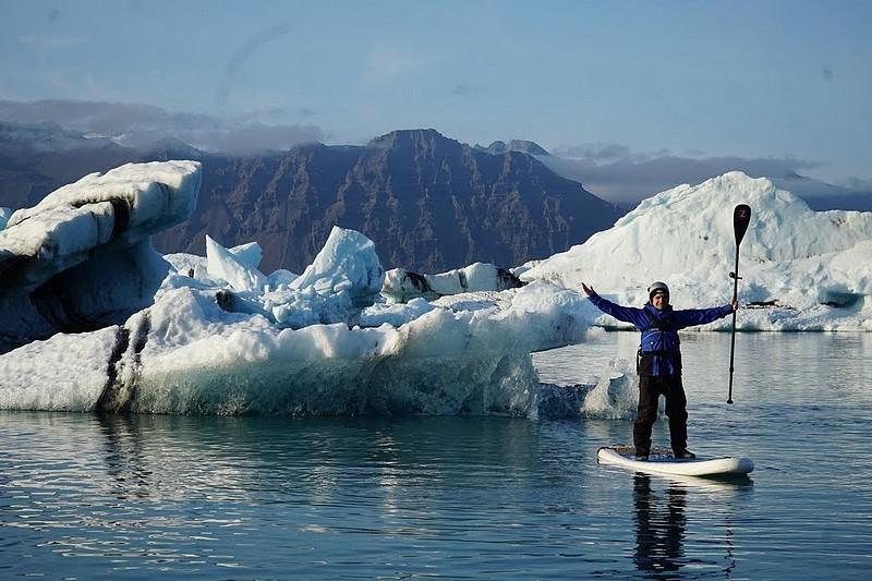 Guillaume Barucq en Islande