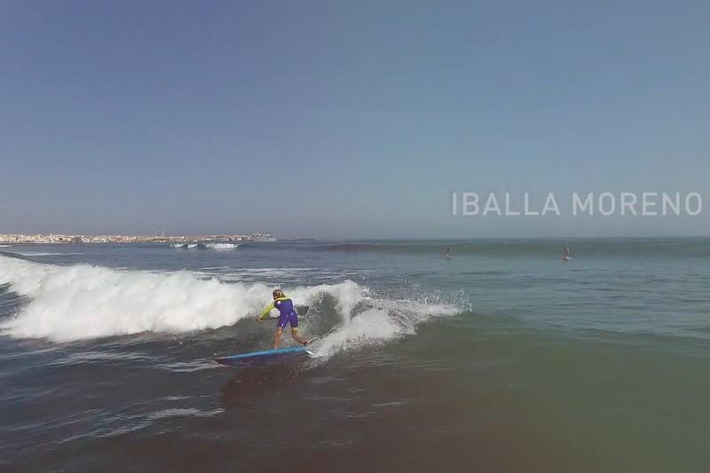 SUP Surfing Girls - Shakira Westdorp & Iballa Moreno