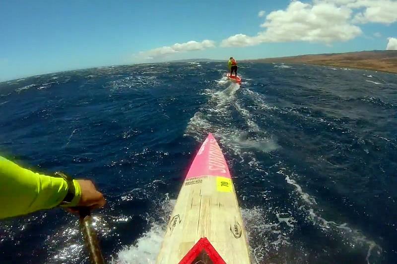 La Maui 2 Molokai avec James Casey