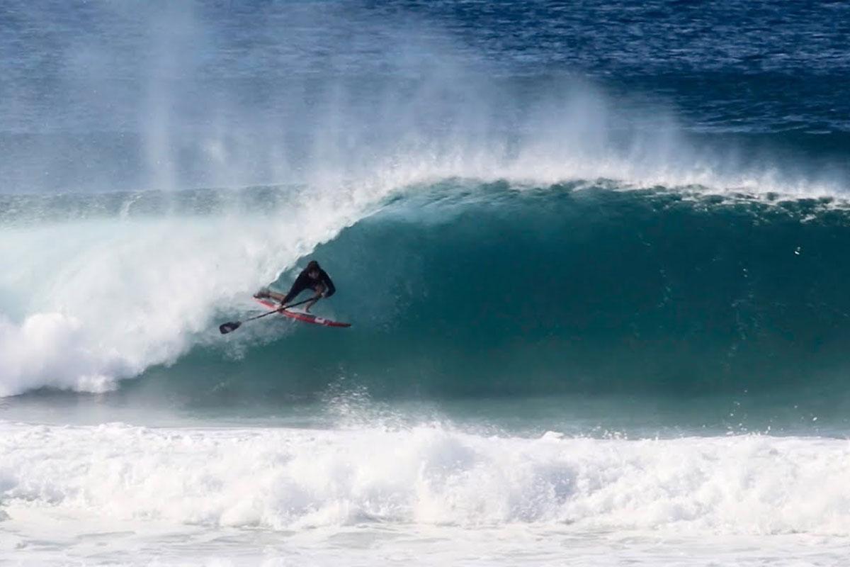 Keahi de Aboitiz sur la côte Est australienne