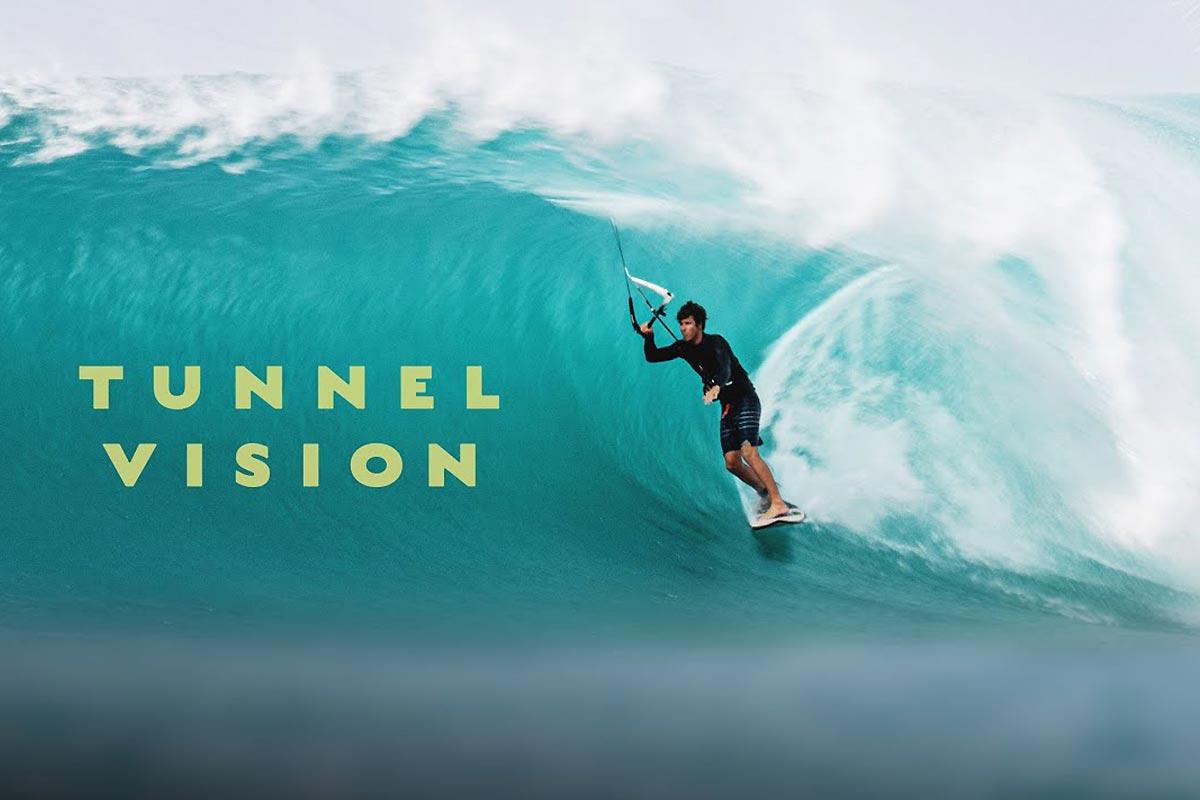 Keahi de Aboitiz - Tunnel Vision