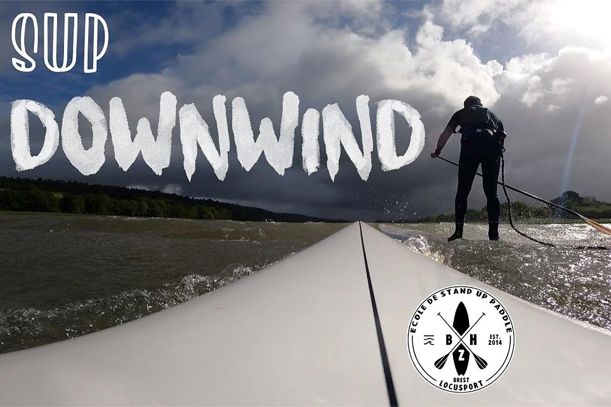 Un downwind breton