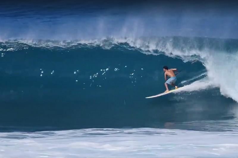 L'hiver hawaiien de Mo Freitas