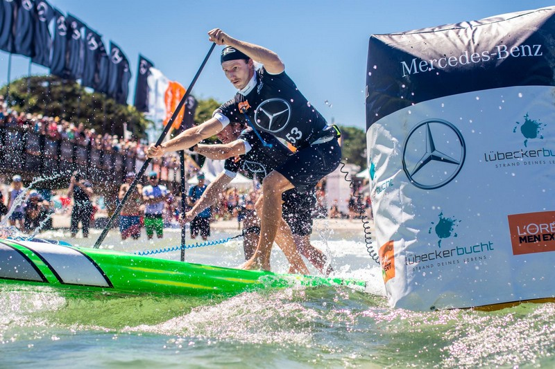 Mercedes Benz SUP World Cup 2018