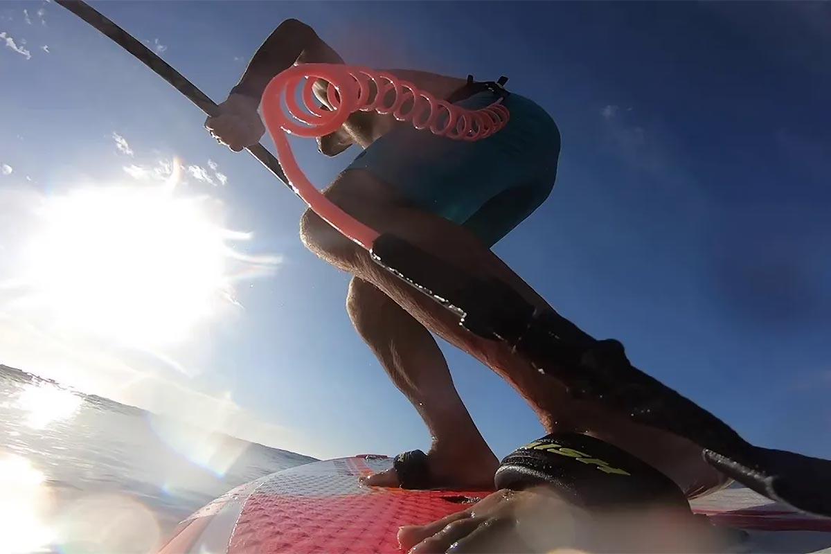 SUP Foil Surfing? Pump!