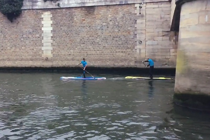Nautic SUP Paris Crossing