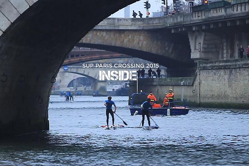Nautic SUP Paris Crossing 2015 - Inside