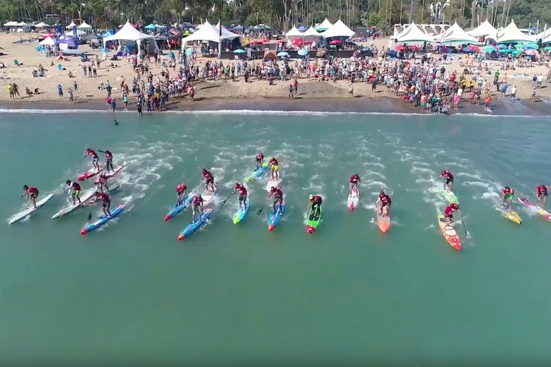 Pacific Paddle Games 2017