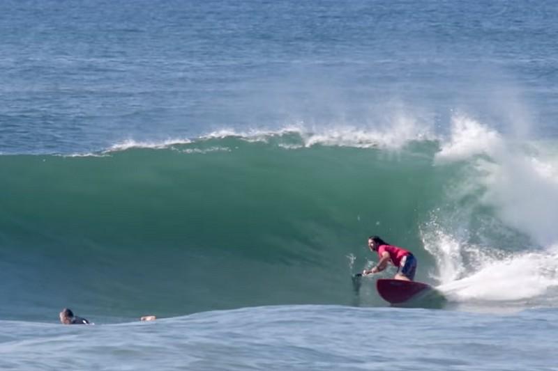SUP Surfing 7-10 Autumn 2017