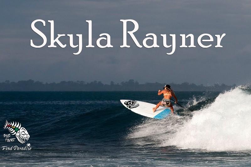 A la rencontre de Skyla Rayner