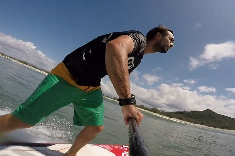 SUP Coaching - Take off sans forcer