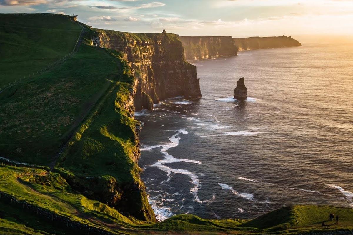 A la découverte de l'Irlande