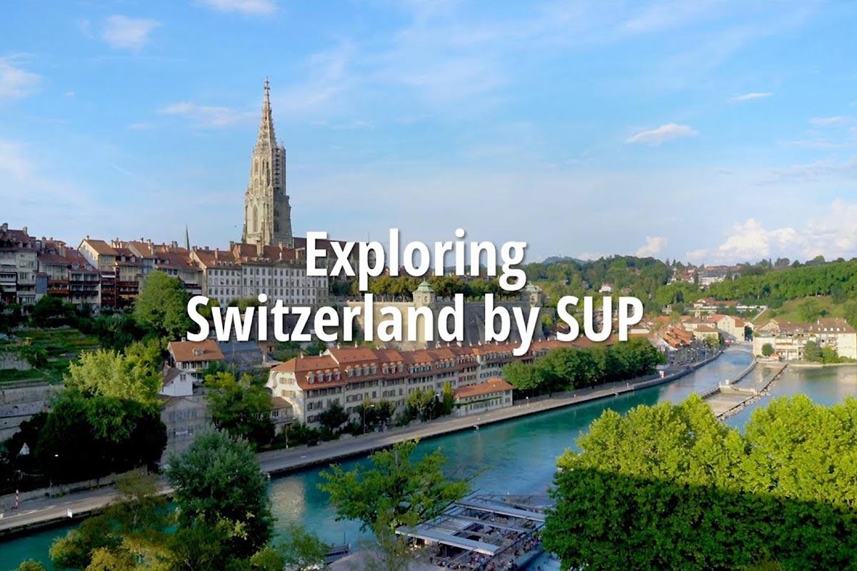 A la découverte de la Suisse