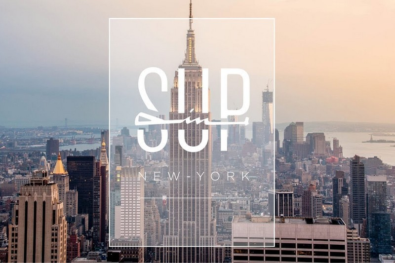 SUPin' New York