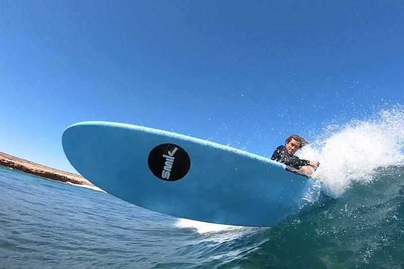 Le SUP longboard n'est pas mort