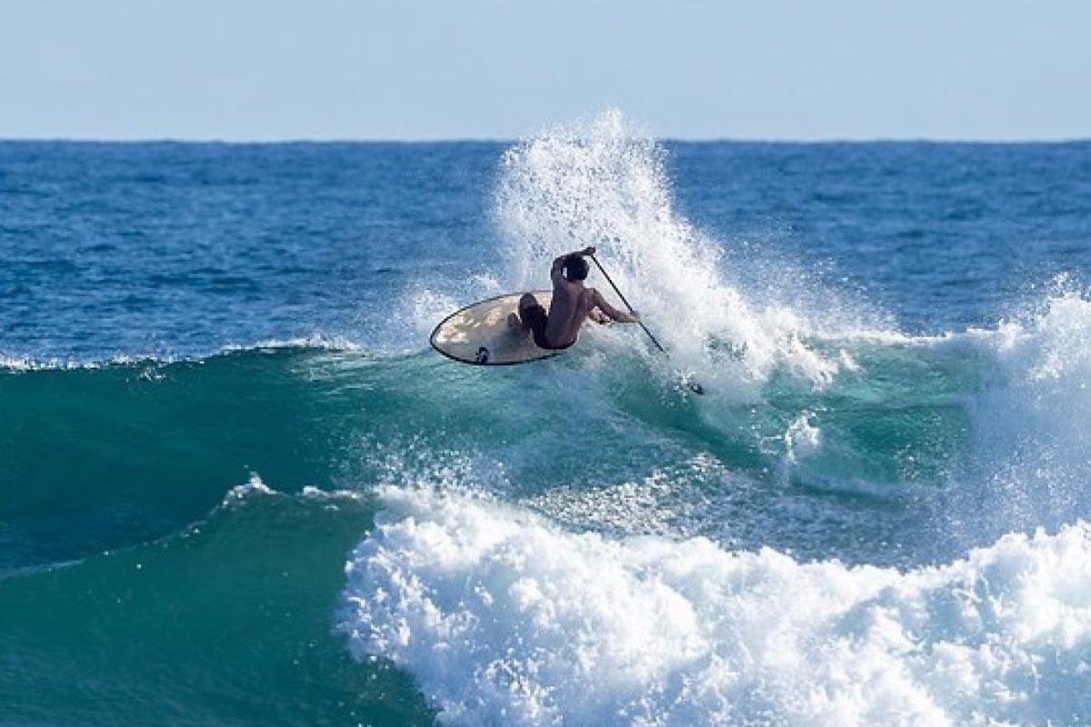 Sean Poynter à la Barbade